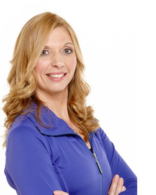 Laura Warf of the Be Well 360 Corporate Wellness Program